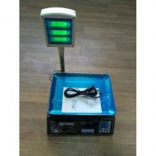 Электронные весы со стойкой до 50 кг Matarix MWS-411 6V