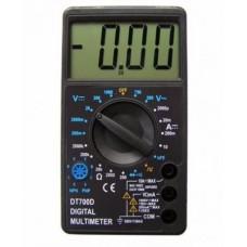 Цифровой Мультиметр Тестер DT-700D Звуковая прозвонка