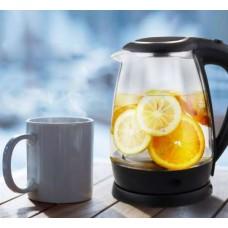 Электрический Чайник Стеклянный Domotec MS-8110