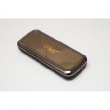 Внешний аккумулятор Power bank зеркальный 25000 mAh UKC MJ-05