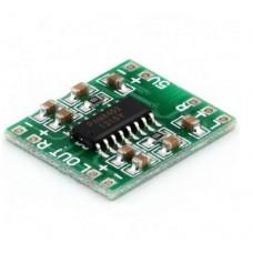 Стерео аудио усилитель PAM8403 2х3Вт и PAM8610 2x10Вт D-класса
