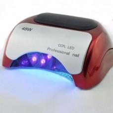 Сушилка, лампа для ногтей Beauty nail 18K CCFL LED 48W