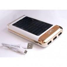 Солнечное зарядное устройство Power Bank 15000mAh Solar
