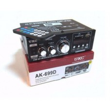 Усилитель звука UKC AK-699D,UKC SN-308AC,UKC AV-339A FM USB Караоке