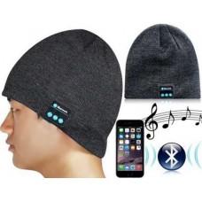 Шапка с Bluetooth 3.0 гарнитурой (Music Hat)