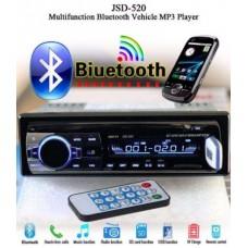Автомагнитола с Bluetooth Pioneer JSD-520 4х60W BT+MP3+FM+USB+SD+AUX