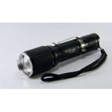 Тактический фонарик 1860 T6 50000W