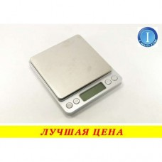 Ювелирные электронные весы с платформой 0,01-500 гр