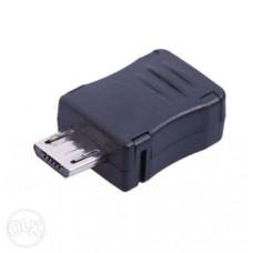 Штекер Micro USB,Mini USB 5pin разборный с корпусом