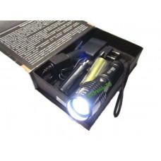 фонарик POLICE BL-509-T6 + Авто комплект