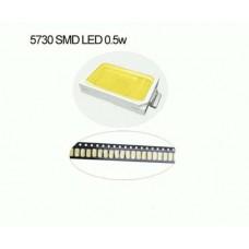 Светодиод SMD LED 5730, SMD LED 5630 Белый холодный
