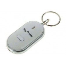 Key finder + фонарик брелок для поиска ключей 2шт.