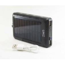 Солнечное зарядное устройство Power Bank 18800 mAh