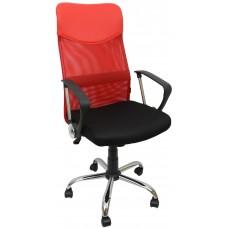Крісло Bonro Manager Red (41000005)