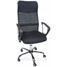 Кресло Bonro Manager Black, Green (Цвет: черное, черно-зеленое)