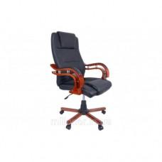 Кресло Bonro Premier O-8005 Black (без опции массажа)