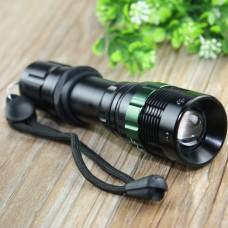 Тактический ручной фонарик Bailong Police BL 8455