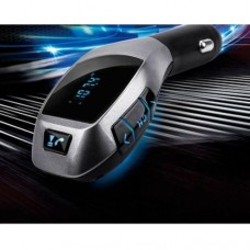 Автомобильный FM трансмиттер модулятор H20 Bluetooth
