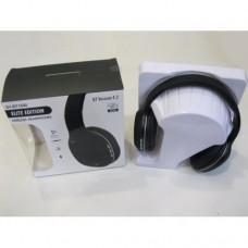 Наушники беспроводные bluetooth microSD Mp3 1608 Bass