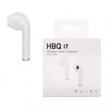 Wireless i7s - одиночная беспроводная гарнитура с микрофоном и блютузом