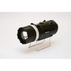 Кемпинговая LED лампа SB 9688 c фонариком и солнечной панелью