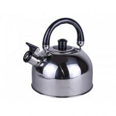 Чайник из нержавеющей стали А-Плюс 1321 со свистком, 2,5 л