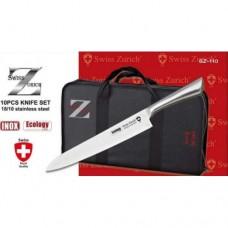 Набор кухонных ножей Swiss Zurich Sz-110 (10 предметов)
