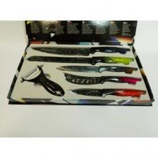 Набор кухонных керамических ножей Kitchen King Professional KK26-SN6