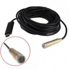 Камера видеонаблюдения Endoscope Эндоскоп 5 метров USB