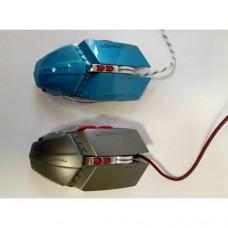 Компьютерная игровая мышь, мышка Zornwee GX20 с подсветкой
