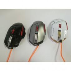 Компьютерная игровая мышь, мышка Zornwee GX10 с подсветкой