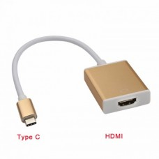 Адаптер Переходник USB 3.1 Type-C to HDMI Adapter, конвертер 720p/1080p