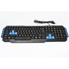 Клавиатура проводная Glacial USB 007