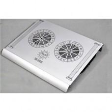 Металлическая подставка для ноутбука кулер ColerPad Zodiac BB-08