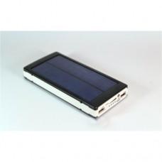 Внешний аккумулятор Power bank 25000 mAh зарядное Solar