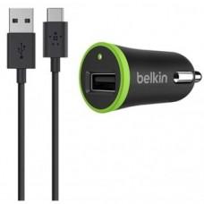 Автомобильное зарядное устройство Belkin F8J051 USB - Micro USB 12V - 2.1А