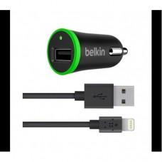 Автомобильное зарядное устройство Belkin F8J051 USB - Iphone 12V - 2.1А