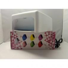 УФ лампа для наращивания ногтей на 36 Вт с таймером маникюр JD-818 MINI