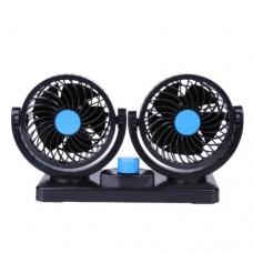 Вентилятор автомобильный в салон авто 12V AIRG HF-V998