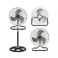 Напольный-настольный вентилятор 2 в 1 FS-4521 металлические лопасти