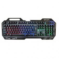 USB проводная компьютерная клавиатура GK-900 KW 900 с подсветкой