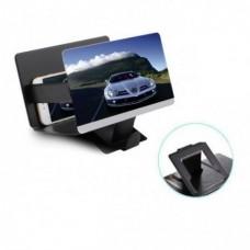 3D увеличитель экрана телефона Линза для смартфона Чехол увеличитель
