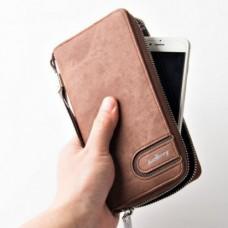 Мужской кошелек клатч портмоне барсетка Baellerry S1514 business
