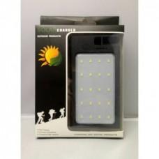 Power Bank Solar 54000 mAh DLS16 с солнечной батареей и фонариком