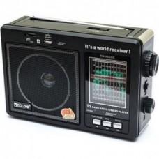 """Портативный радио приемник """"GOLON"""" RX-99UAR USB FM"""