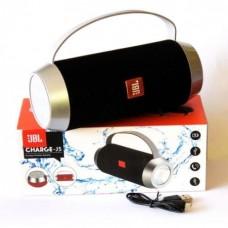 Портативная bluetooth колонка JBL Charge J5 FM, MP3, с фонариком