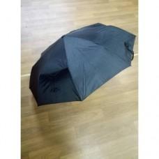 Зонт мужской Banders Umbrella S558 облегченный автомат с чехлом Чёрный
