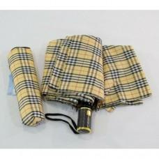Женский зонт автомат Burberry от фирмы ZITA
