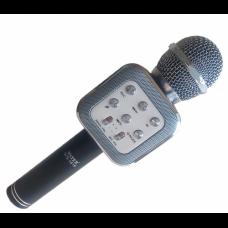 Беспроводной микрофон караоке блютуз WS1818 Bluetooth В ЧЕХЛЕ