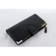 Мужской кошелек клатч портмоне барсетка Baellerry Carteira C1283